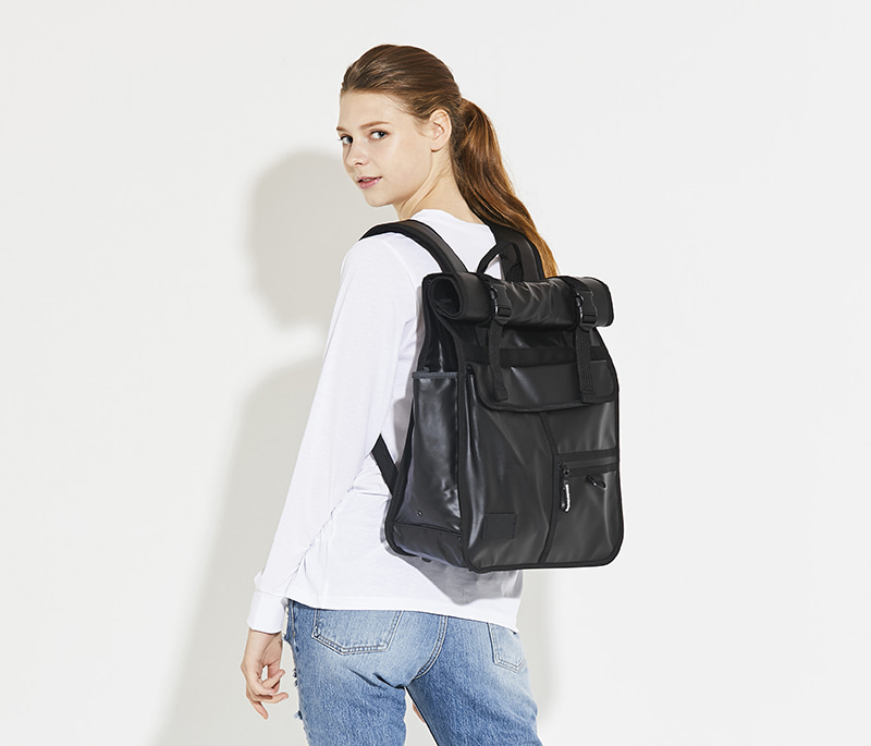 STEALTH ROLLTOP BACKPACK